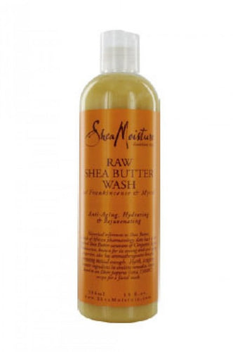 Shea Moisture Raw Shea Butter Wash (13 Oz)