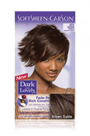 Dark & Lovely Hair Color Kit of 2 #Brown Sable