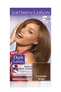 Dark & Lovely Hair Color Kit # Sun Kissed Brown
