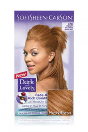 Dark & Lovely Hair Color Kit of 2 # Honey Blonde