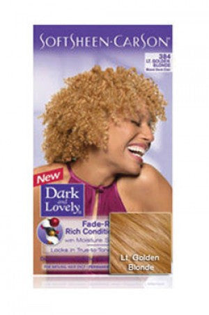 Dark & Lovely Hair Color Kit of 2 # Light Golden Blonde