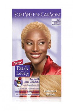 Dark & Lovely Hair Color Kit of 2 # Luminous Blonde