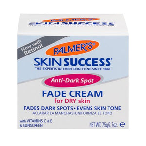 Skin Success Fade Cream for Dry Skin 2.7oz