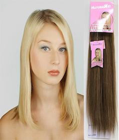 "Natural Way European Stw 16"", 100% Human Hair"