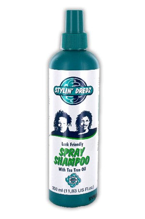 Stylin' Dredz Spray Shampoo 11.83oz
