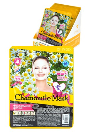 Sylphkiss Chamomile Mask 0.8oz