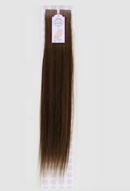 "Tape-In(Skin Weft)Hair Extensions 18""(06 pieces per package), 100% Remy Natural Hair"