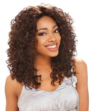 Front Lace Wig LS Tiffany, Synthetic Hair Wig