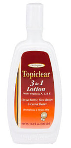 Topiclear Gold 3 in 1 Lotion 13.5oz / 400ml