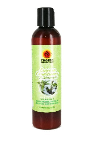 Tropic Isle Leave In Conditioner & Detangler 8oz