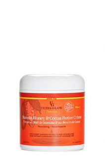 UltraGlow Naturals Manuka Honey&Cocoa Butter Cream(6oz)