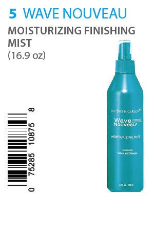 Wave Nouveau Moisturizing Finishing Mist 8.5 oz