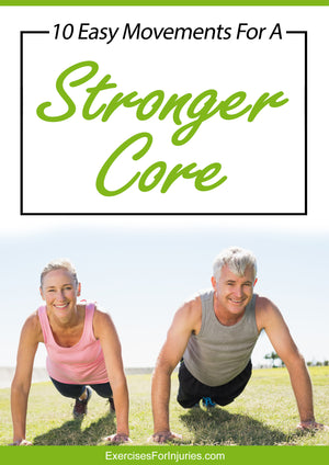 10 Easy Movements For A Stronger Core - Digital Download (EFISP)