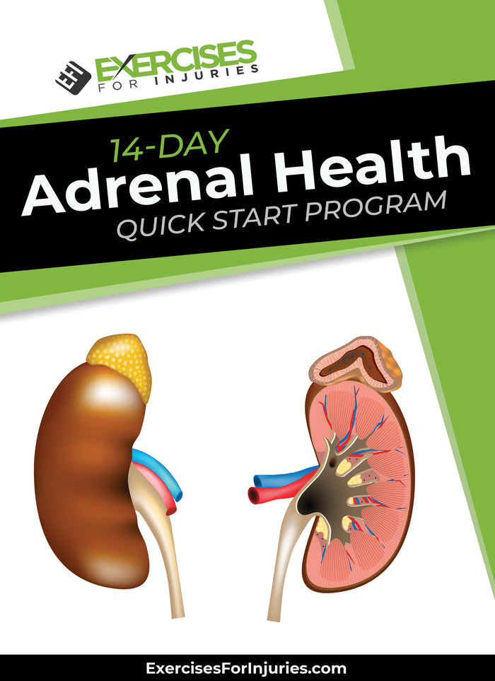 14-Day Adrenal Health Quick Start Program - Digital Download (EFISP)