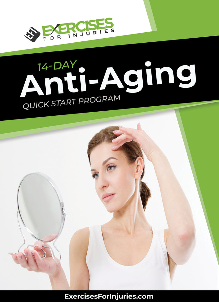14-Day Anti-Aging Quick Start Program - Digital Download (EFISP)