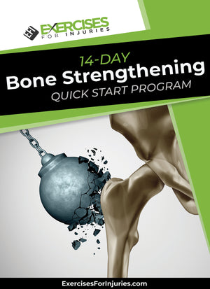 14-Day Bone Strengthening Quick Start Program - Digital Download (EFISP)