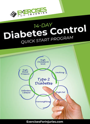 14-Day Diabetes Control Quick Start Program - Digital Download (EFISP)