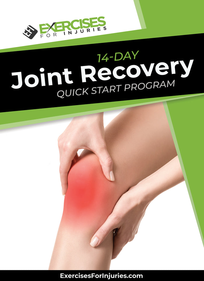 14-Day Joint Recovery Quick Start Program - Digital Download (EFISP)