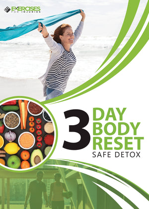 3-Day Body Reset Safe Detox Program - Digital Download (EFISP)