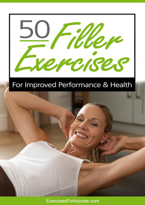 50 Filler Exercises For Increased Performance - Manual and DVD (EFISP)