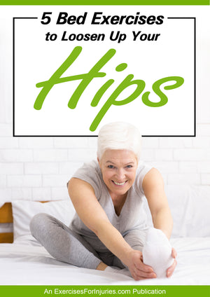 5 Bed Exercises to Loosen Up Your Hips - Digital Download (EFISP)