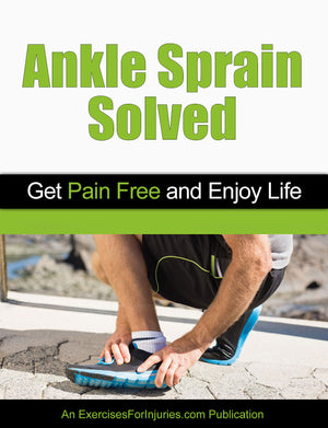 Ankle Sprain Solved - Digital Download