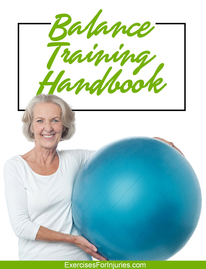 Balance Training Handbook - Digital Download (EFISP)