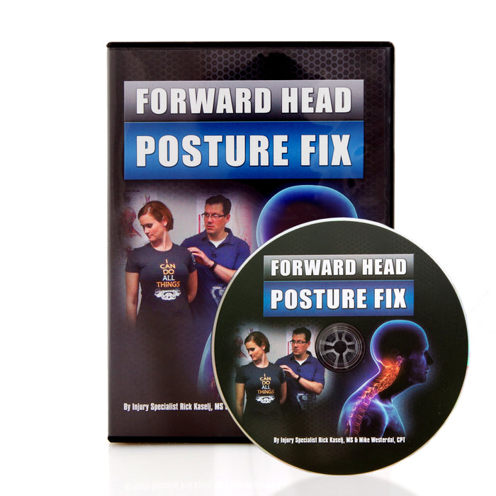 Forward Head Posture FIX - Manual and DVD (EFISP)