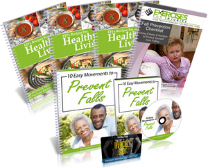 14-Day Fall Prevention Quick Start Program - Digital Download (EFISP)