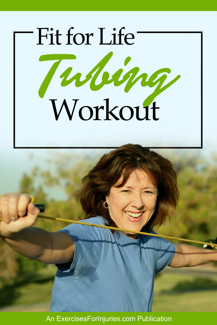 Fit for Life Tubing Workout - Digital Download (EFISP)