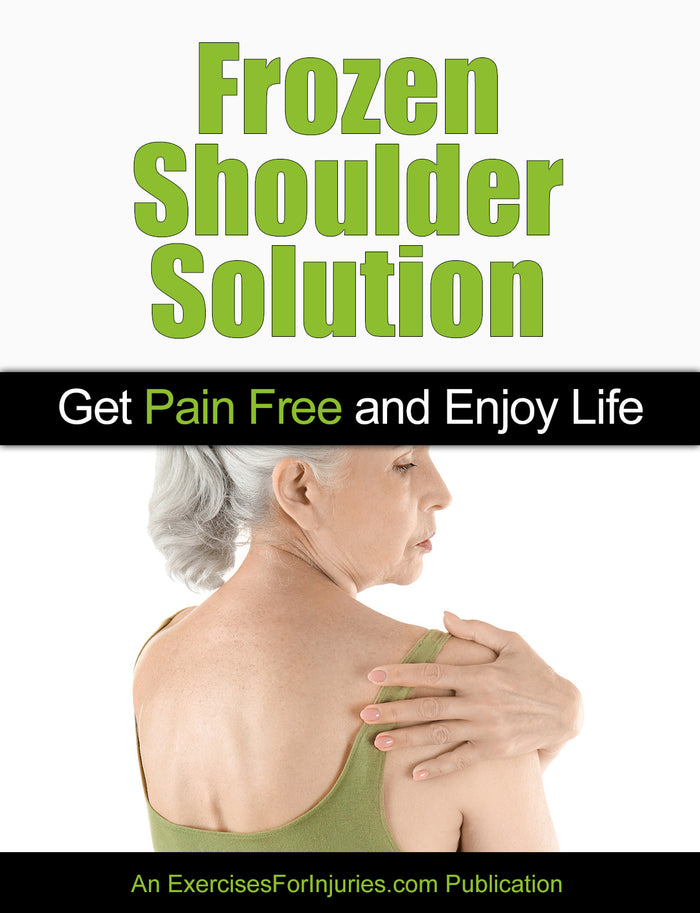 Frozen Shoulder Solution - Digital Download (EFISP)