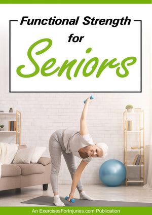 Functional Strength for Seniors - Digital Download (EFISP)