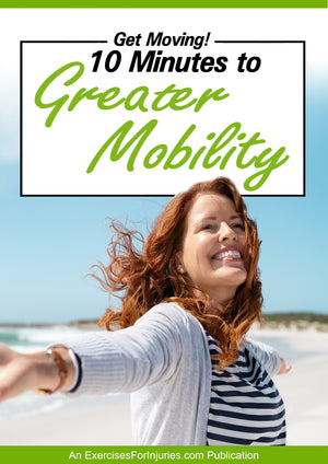Get Moving! 10 Minutes to Greater Mobility - Digital Download (EFISP)