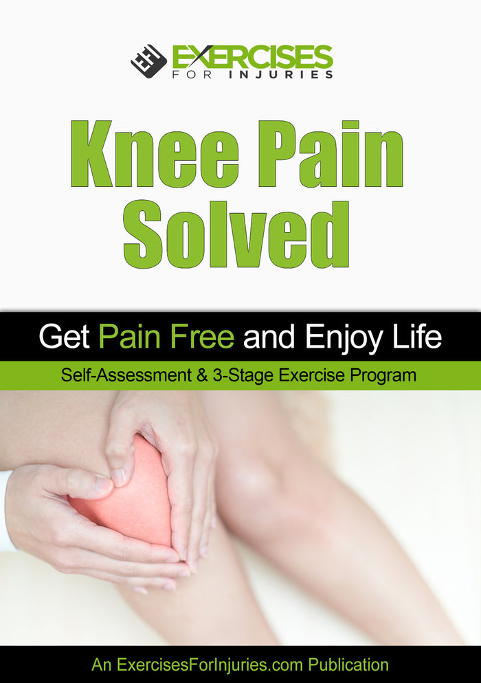 Knee Pain Solved - Digital Download (EFISP)