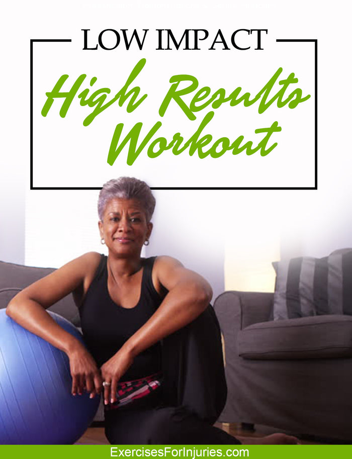 Low Impact High Result Workout - Digital Download (EFISP)