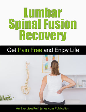 Lumbar Spinal Fusion Recovery Program - Digital Download (EFISP)