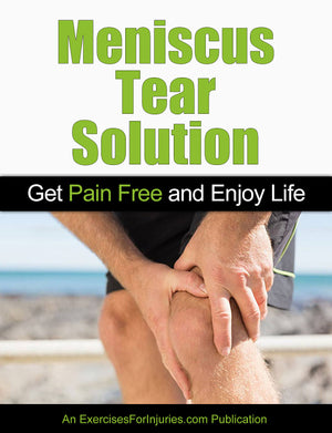 Meniscus Tear Solution - Digital Download (EFISP)