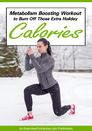 Metabolism Boosting Workout to Burn Off Those Extra Holiday Calories (EFISP)