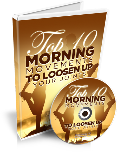 The Top 10 Morning Movements to Loosen Up Your Joints - DVD (EFISP)