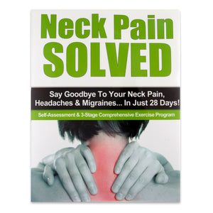 Neck Pain Solved - Manual and DVD (EFISP)