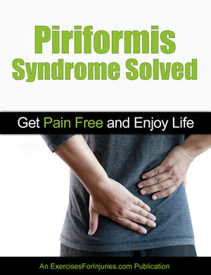 Piriformis Syndrome Solution - Digital Download