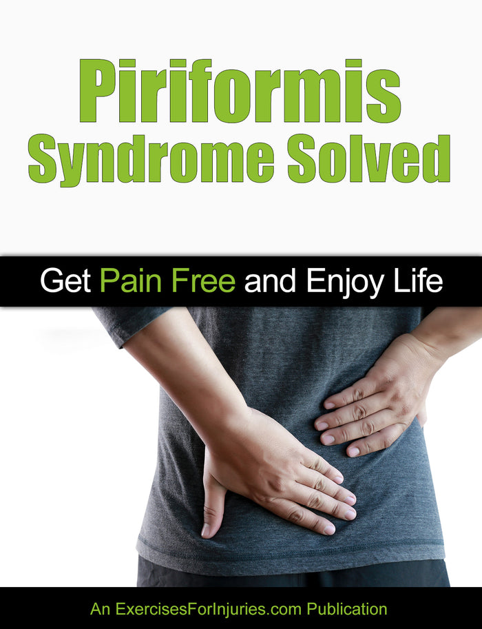 Piriformis Syndrome Solved - Digital Download (EFISP)