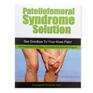 Patellofemoral Syndrome Solution - Manual and DVD (EFISP)