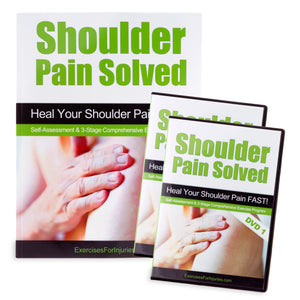 Shoulder Pain Solved - Manual and DVD