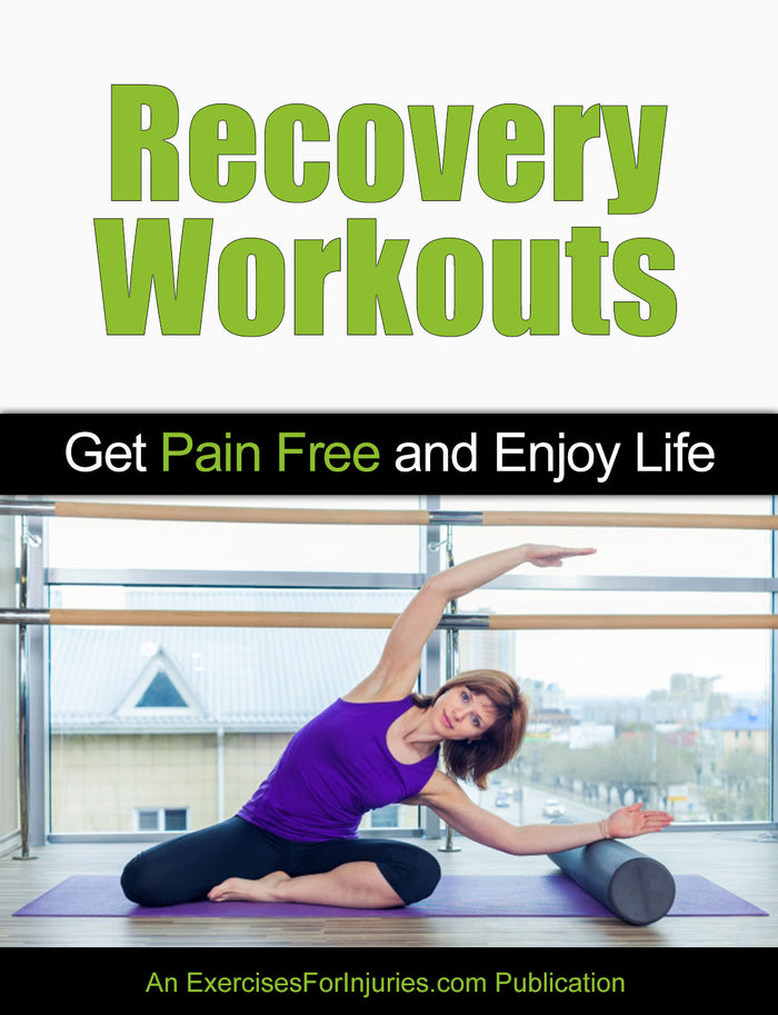 Recovery Workouts - Digital Download