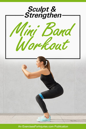 Sculpt & Strengthen Mini Band Workout - Digital Download (EFISP)
