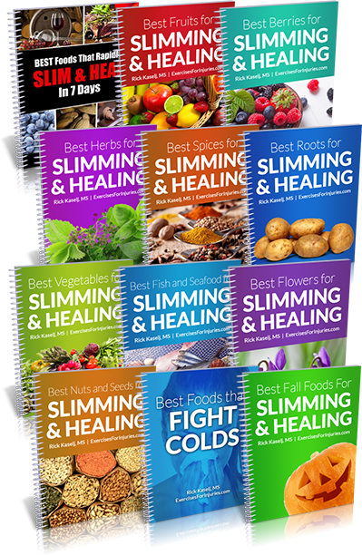 Best Foods that Rapidly Slim & Heal in 7 Days - Digital Download (EFISP)
