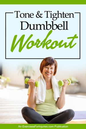 Tone & Tighten Dumbbell Workout - Digital Download (EFISP)