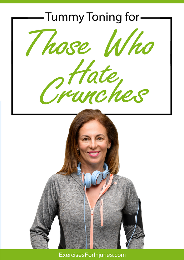 Tummy Toning for Those Who Hate Crunches - Digital Download (EFISP)