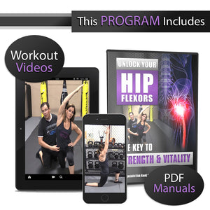 Unlock Your Hip Flexors (EFISP)